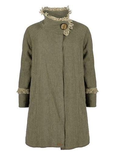 Sherbet Design Ceket Yeşil